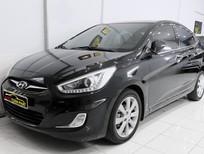 Bán Hyundai Accent sản xuất năm 2013, màu đen số sàn