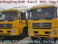 Bán xe tải Dongfeng 8 Tấn thùng 9m5, động cơ Cummin Euro 5 180HP