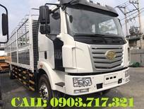 Bán xe tải Faw 7T25 / 7T25 / 7250Kg  Euro 4 mới 2020 thùng 9m7