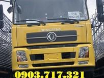 Bán xe tải DongFeng chở 10 tấn hàng, xe tải Dongfeng B180 Euro 5 động cơ Cummin