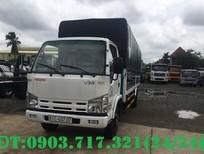Bán xe tải Isuzu VM 1T9 thùng 6m2 lắp ráp mới tại Việt Nam, ngân hàng cho vay cao