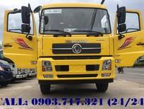 Bán xe tải Dongfeng B180 thùng dài 9m5, Dongfeng B180 Hoàng Huy 2019 thùng dài 9m5