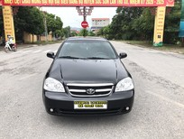 Xe Daewoo Lacetti 1.6EX năm sản xuất 2011, màu đen còn mới, giá chỉ 200 triệu