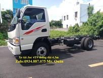 Bán xe tải Jac 5 tấn (4t9) - xe tải Jac 4T9 thùng dài 4.3m