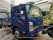 Bán xe tải JAC 6T5, thùng dài 6.2 mét, máy Cummins 170HP