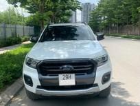 Bán Ford Ranger Wildtrak 2.0L 4x2 AT 2018, màu trắng, xe nhập