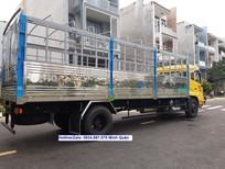 Bán xe tải Dongfeng B180 9 tấn máy Cummins thùng dài 7m5