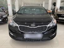 Cần bán gấp Kia K3 2016, màu đen