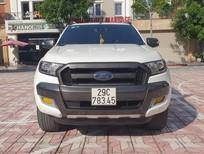 Xe Ford Ranger 3.2L 4x4 AT 2017, màu trắng, xe nhập