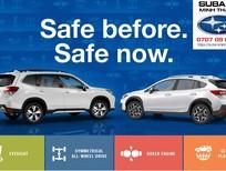Khuyến mãi mừng quốc khánh 2/9 gói trang bị an toàn tuyệt đối cho Forester.