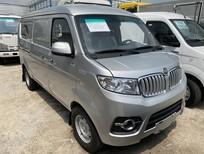 Xe tải van Dongben X30 2 chỗ, tải trọng 930kg, đời 2020