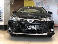 Cần bán Toyota Corolla altis 1.8E năm sản xuất 2020, màu đen, giá tốt