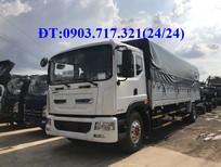 Bán xe tải Veam 9T3. Xe Veam VPT950 tải 9T3 thùng dài 7m6 mới 2020