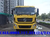 Bán xe tải Dongfeng Hoàng Huy 4 chân mới 2019 Euro 5. Gía xe tải Dongfeng 17T9 máy 315HP