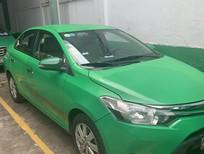 Bán Toyota Vios năm 2015, màu xanh lam, nhập khẩu nguyên chiếc còn mới, giá tốt