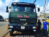 Bán xe tải thùng Kamaz 53229 (6x4) thùng 6m3 & 7m1 nhập khẩu