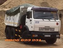 Bán ben 15 tấn Kamaz 65115 Euro2 ga cơ, Kamaz 65115 ben vát 10m3