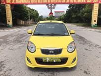 Bán Kia Morning SLX 1.0AT 2010, màu vàng, nhập khẩu nguyên chiếc, giá chỉ 245 triệu