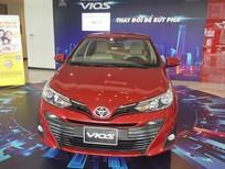 Toyota Vios khuyến mại cực sốc, tặng bảo hiểm vật chất giao xe ngay