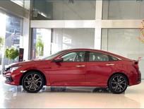 Honda Civic 1.5L Turbo 2020, màu đỏ, xe nhập, giá 929tr