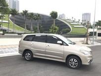 Toyota Innova E xịn 2015, màu nâu vàng, 415 triệu