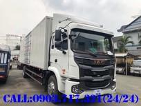 Xe tải Jac A5 7 tấn thùng kín dài 9m5, giá bán xe tải Jac A5 (7 tấn) thùng kín dài 9m5