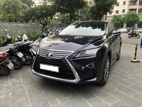 Cần bán lại xe Lexus RX350 2017, màu xanh lam, nhập khẩu