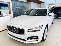 Bán ô tô Volvo S90 Inscription, màu trắng, nhập khẩu tại Đà Nẵng, mới 100%