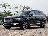 Cần bán Volvo XC90 Inscription 2020, màu đen, nhập khẩu nguyên chiếc