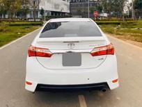Bán xe Toyota Corolla Altis 2017, màu trắng rất mới