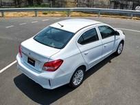 Bán xe Mitsubishi Attrage MT 2020, màu trắng, xe nhập