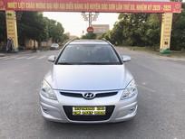 Cần bán gấp Hyundai i30 CW 1.6AT 2009, màu bạc, xe nhập