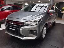 Bán Mitsubishi Attrage MT 2020, màu xám, nhập khẩu chính hãng