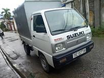 Xe tải cũ 5 tạ Suzuki 2011 thùng kín, giá rẻ tại Hải Phòng