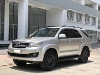 Cần bán hoặc đổi xe Toyota Fortuner máy dầu, sản xuất 2014