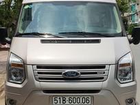 Bán Ford Transit 2017, màu bạc, nhập khẩu nguyên chiếc