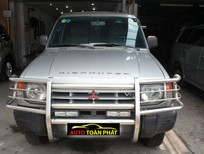 Cần bán Mitsubishi Pajero 2004, màu bạc, nhập khẩu chính hãng, 190tr
