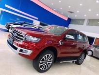 Bán xe Ford Everest Trend năm sản xuất 2020, màu đỏ, xe nhập