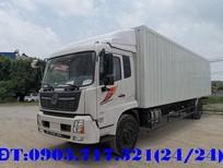 Bán xe tải DongFeng 7T6 thùng kín Containner cao 2.3m giá tốt nhất Sài Gòn