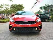 Kia Cerato 2020 màu đỏ giao liền đưa trước 204 triệu tặng phụ kiện Kia