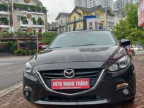 Cần bán Mazda 3 1.5AT 2016, màu đen