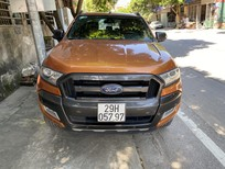 Bán Ranger Wildtrak 3.2 đời cuối 2017, màu cam, 2 cầu, số tự động