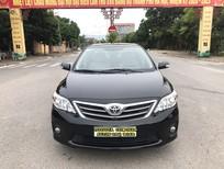 Cần bán gấp Toyota Corolla altis 1.8G 2012, màu đen