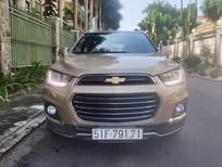 Cần bán lại xe Chevrolet Captiva Revv 2.4 năm 2016, màu vàng, 539tr