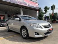 Cần bán xe Toyota Corolla Altis 1.8G 2010, màu bạc giá thương lượng