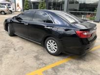 Cần bán xe Toyota Camry 2.0E 2013, màu đen, giá thương lượng
