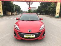 Bán Mazda 3 1.6AT 2010, màu đỏ, nhập khẩu nguyên chiếc, giá cạnh tranh