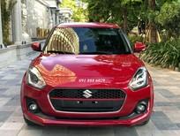 Bán Suzuki Swift 2020 màu đỏ, giá tốt 539tr