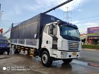 Mua xe tải 7T25 Faw thùng dài 9m7 chỉ với 350 triệu nhận xe