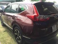 Cần bán Honda CRV 1.5E đời 2018